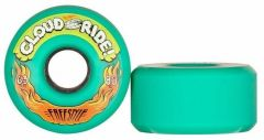 CLOUD RIDE Free Style 63MMX36mm 80A WHEELS set of 4