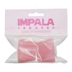 Impala 2pk Stopper with Bolts Pink