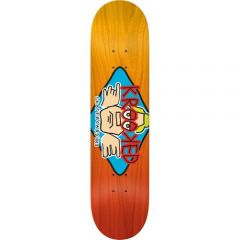 קרש לסקייטבורד KROOKED TEAM ARKETYPE FADE XL DECK 8.75