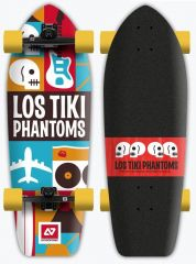 HYDROPONIC 30 LOS TIKI PHANTOMS SURFSKATE COMPLETE