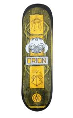 Orion What if Yellow on Black Deck 8.25