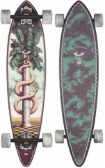 GLOBE 34 Pintail The Sentinel Longboard Complete