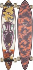 GLOBE 44 Pintail The Outpost Longboard Complete