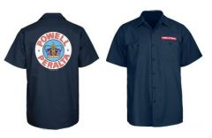 חולצה Powell-Peralta - Supreme Work Shirt Navy