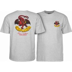 חולצה Powell Peralta Steve Caballero Original Dragon T-shirt - Gray