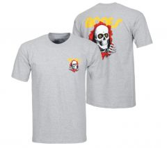 חולצה Powell Peralta Youth Ripper T-shirt - Gray