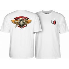חולצה Powell Peralta 40th Anniversary Winged Ripper T-shirt White