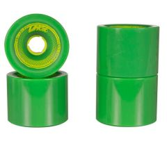 UTUBA Speedster Green 75mm 57mm 78A Wheels 4-Pack