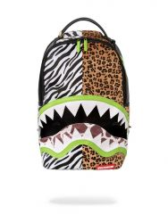 SPRAYGROUND SAFARI CUT BACKPACK