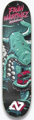 HYDROPONIC SEA MONSTER Fran Martinez Octopus DECK ONLY 8.00