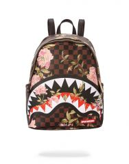 SPRAYGROUND SHARK FLOWER SAVAGE BACKPACK