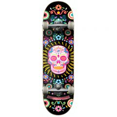 HYDROPONIC MEXICAN CO BLACK SKULL 8.25 Deck Only