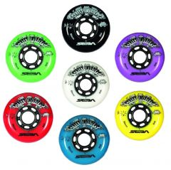 Seba Street Invaders 76mm set of 4