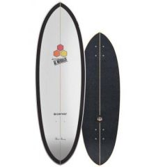 Carver 3175 CI Black Beauty Surfskate DECK
