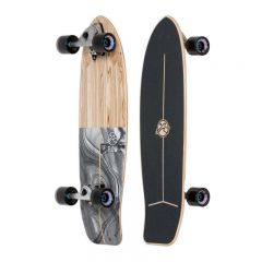 FLOW SURF SKATES Swell  33 Complete set