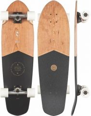 GLOBE 32 Big Blazer Black Cherry Cruiser Complete SET