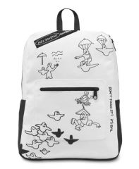 תיק גב JanSport The Gonz Flight Pack Wheat Paste