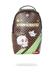 SPRAYGROUND THUNDER SHARKS BACKPACK