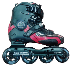 Rollers freestyle Seba High Light  Limited edition