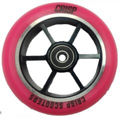 CRISPS COOTER 120mm Scooter Wheel Alloy PINK