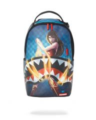 SPRAYGROUND WONDER WOMAN: LASSO SHARK BACKPACK