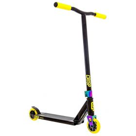 קורקינט פעלולים סקוט Crisp Switch Complete Scooter Black Yellow