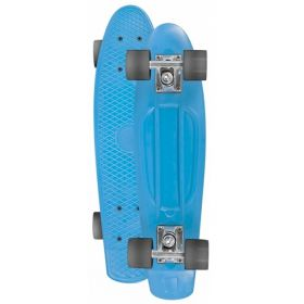 סקייטבורד Choke Skateboards Juicy Susi 22,5x6 Cyan