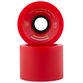 Bustin Premier Formula 66mm 80a Red
