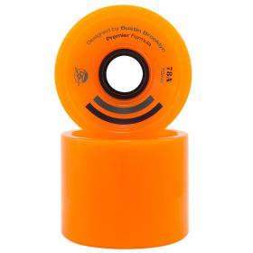 Bustin Premier Formula 70mm 80a Orange
