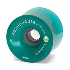 Carver Roundhouse Concave 69mm - Smoke