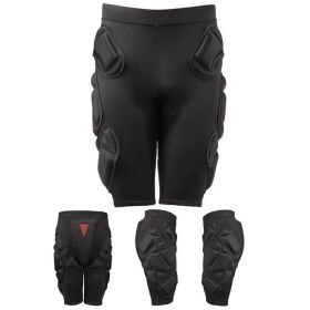 Crash Pads 2500 Padded Shorts With Tailbone Shield