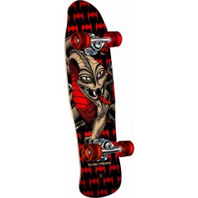 Powell-Peralta Mini Cab Dragon Black / Red Complete Skateboard