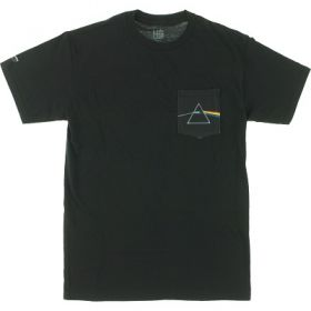 חולצה Habitat X Pink Floyd Dark Side of The Moon Black Pocket