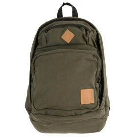 GIRL SIMPLE #2 BACKPACK ARMY GREEN