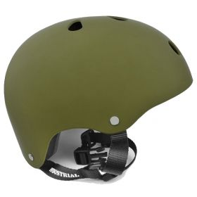 Industrial Helmet Flat Army Green