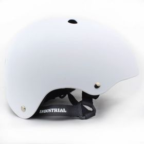 Industrial Helmet Flat Burnt White