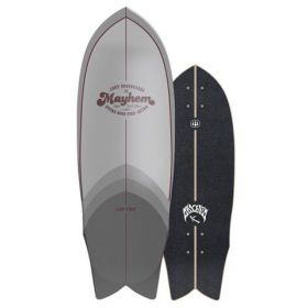 Lost Carver 29.5 RNF Retro Surfskate  DECK ONLY