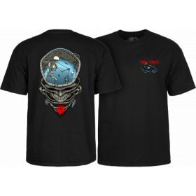 חולצה Powell Peralta Pro Mighty Pool T-shirt Black