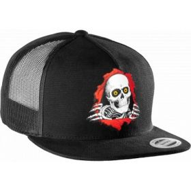 כובע Powell Peralta Ripper Flex-Fit Cap - Black