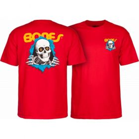 חולצה Powell Peralta Ripper T-shirt - Red