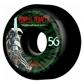 גלגלים לסקייטבורד Powell Peralta Rodriguez Skull and Sword Wheel 56mm PF 4pk