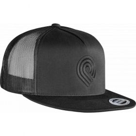 כובע Powell Peralta Triple P Trucker Cap - Black