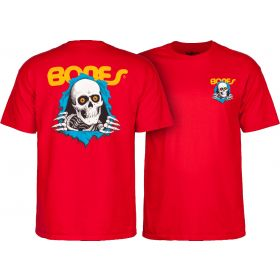 חולצה Powell Peralta Youth Ripper T-shirt - Red