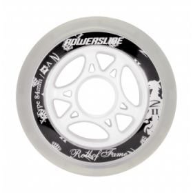 גלגלים לרולרבליידס Powerslide Roll of Fame 84mm set of 4 Wheels