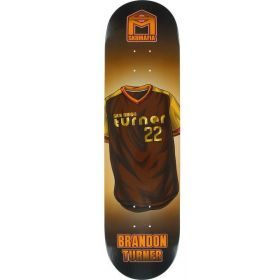 Skate Mafia Turner Hall of Fame Deck 8.19