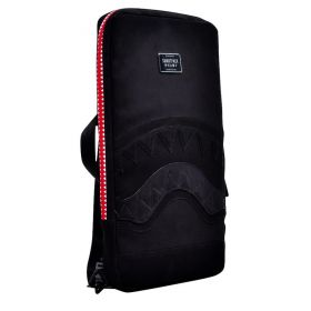 תיק גב SPRAYGROUND SHARK SMARTPACK (BLACK SUEDE) LAPTOP BAG