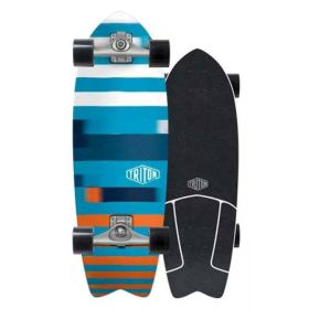 Carver Triton C5 Raw 27'' Hydron Surfskate Complete