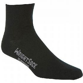 גרביים Wrightsock Running Quarter Socks