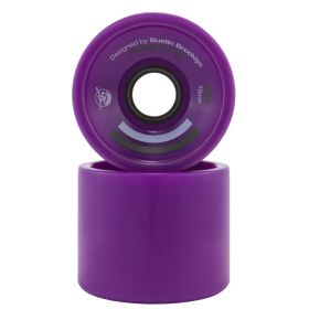 Bustin Premier Formula 70mm 80a Purple