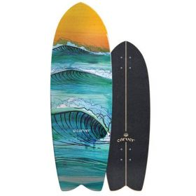 Carver 29.5 Swallow Surfskate 2019 DECK ONLY